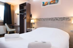 Wink Hotel Juvisy : Chambre Lit Queen-Size Supérieure