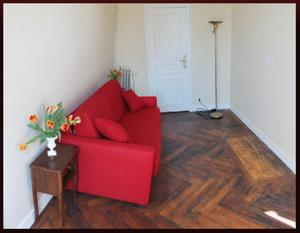 Chambres d'hotes/B&B Chambres d'Hotes Chateau de Damigny : Suite