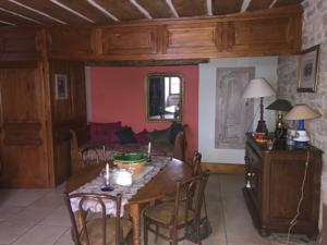 Hebergement Organic Cottage near Swiss border on French side : photos des chambres