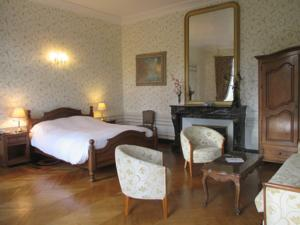 Hotel Chateau des Monthairons & Spa : Chambre Double Deluxe