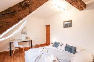 Appartement Luckey Homes - Rue Saint-Malo : photos des chambres