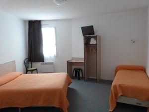 Relax Hotel : Chambre Triple