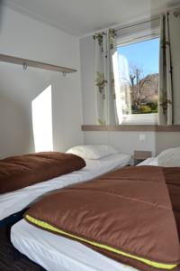 Hebergement Camping La Mare aux Fees : Mobile Home