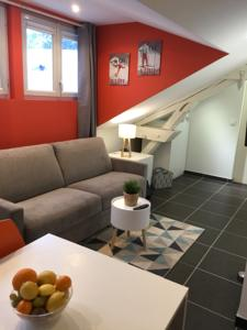 Appartement The Lodge - Chambery Centre et Gare : Appartement 1 Chambre