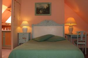 Chambres d'hotes/B&B Chambres d'Hotes la Baudriere : Chambre Double