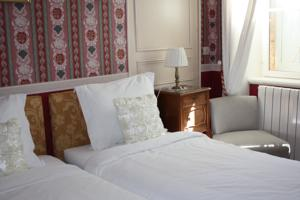 Chambres d'hotes/B&B Chateau Latour : Chambre Double