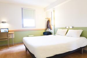 Hotel Ibis Budget Valence Sud : Chambre Double
