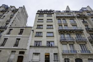 Appartement Private Apartment - Cambronne - Eiffel Tower : Appartement 2 Chambres