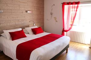 Hotel Ici m'aime : Chambre Double Standard