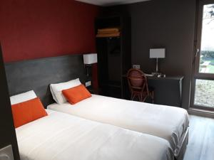 Hotel Crocus Caen Memorial : photos des chambres