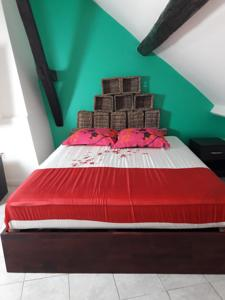 Hebergement Cathy Blue Lodge : Chambre Double Deluxe