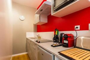 Appartement CMG Saint Fargeau I : photos des chambres