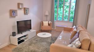 Appartement Stylish two-bedroom apartment : Appartement 2 Chambres