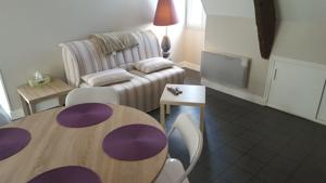 Appartement Charme F3 : Appartement 2 Chambres