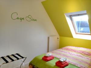 Chambres d'hotes/B&B B&B MycolorHouse : Chambre Double