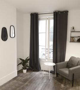 Appartement Paris-Pere Lachaise II : photos des chambres