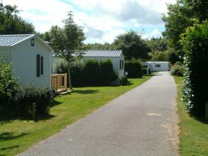 Hebergement Camping Ty Nenez : Mobile Home 1 Chambre