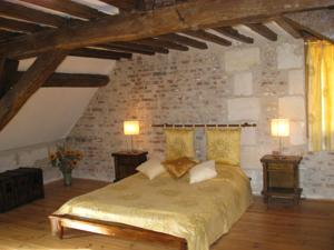 Chambres d'hotes/B&B The Water Mill : Grande Chambre Double