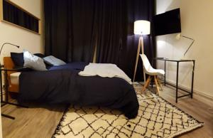 Appartement Cozy studio Metz : photos des chambres
