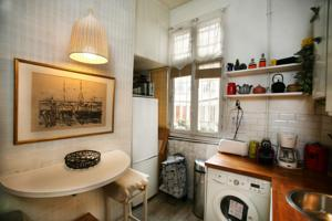 Appartement Large 2 Bedrooms Latin Quarter (338) : photos des chambres