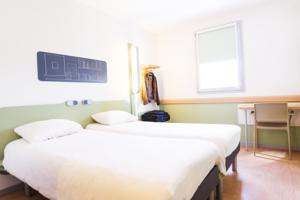 Hotel Ibis Budget Valence Sud : Chambre Lits Jumeaux