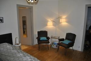 Appartement Studio blue : photos des chambres