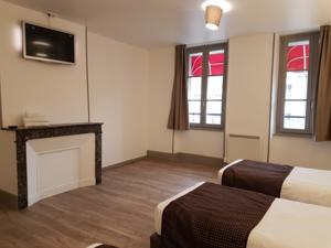 Nevers Hotel : photos des chambres