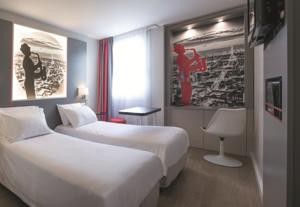 Hotel Best Western Paris Saint Quentin : photos des chambres