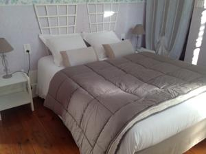 Chambres d'hotes/B&B Chambres d'hotes Le Baraillot : Chambre Double