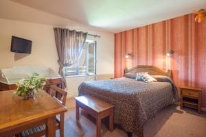 Hotel L'Auberge Campagnarde : Chambre Lit King-Size