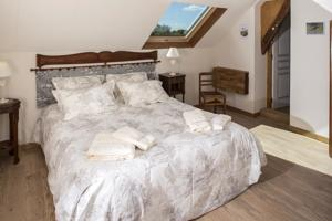 Chambres d'hotes/B&B Les Gaillardieres : Chambre Deluxe
