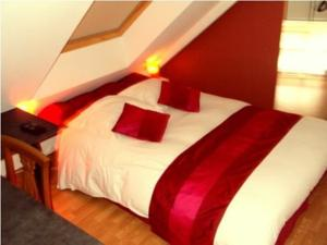 Chambres d'hotes/B&B Auberge An Douar : Chambre Double