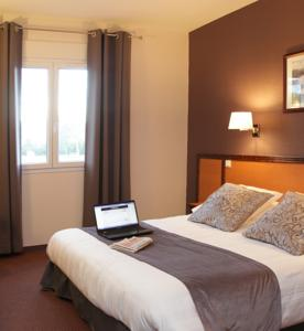 Comfort Hotel Paray Le Monial : Chambre Simple