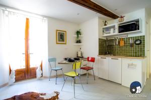 Appartement Studio Vintage - Dodo et Tartine : photos des chambres