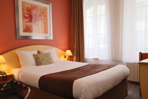 Logis-Hotel des Oliviers : Chambre Simple Standard