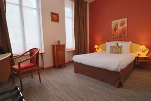Logis-Hotel des Oliviers : Chambre Double Standard