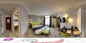 Contact Hotel le Provence : Chambre Simple ou Double Confort