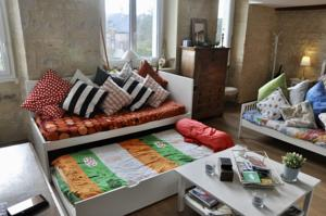 Appartement At the heart of the OVERLORD's beachs : photos des chambres