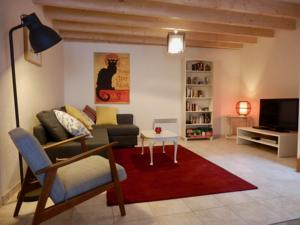 Hebergement Moulin de la Fosse Gites - Studio 2 : photos des chambres