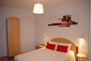 Hotel Restaurant Rapin : Chambre Double Standard