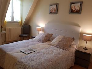 Chambres d'hotes/B&B Sweet Home : Chambre Double - Vue sur Jardin