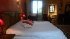Hebergement Moulin Madame : Chambre Triple Rouge