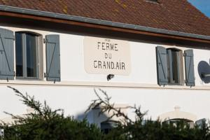 Hebergement Gite La Ferme du Grand Air : photos des chambres
