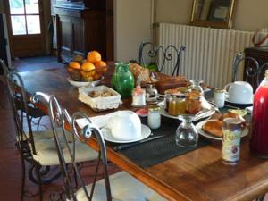 Chambres d'hotes/B&B Domaine Chanoine Rambert : Chambre Double