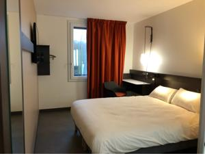 Hotel ibis budget Annecy Poisy : Chambre Double