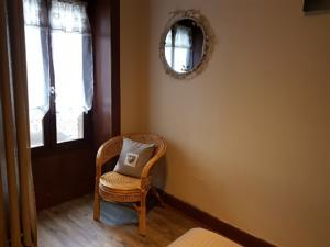 Hotel Le Comtois : Suite Junior