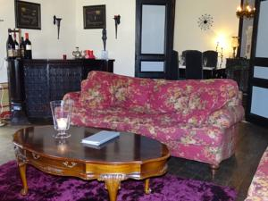 Chambres d'hotes/B&B B&B Besset : Chambre Lit Queen-Size Deluxe