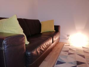 Appartement Cosy Apartment Anatole Vitry : photos des chambres