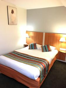 Hotel Kyriad Les Ulis - Courtaboeuf : Chambre Double
