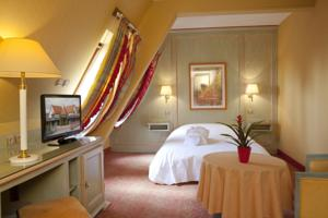 Hotel L'Europe : Chambre Double Traditionnelle